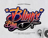 Bling bling's typeface realessss!!!