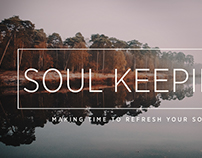 Soul Keeping Sermon Art