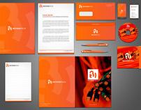 BeyondTech Brand Identity  Design by: Imdad Khan