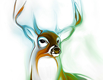 Digital Painting - Animals