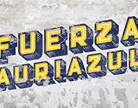 Fuerza Auriazul / Branding & Art Director