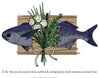 Seafood Series (Illustrated Recipes)