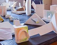 Apetece-me Fazer Esculturas em Papel - parte II