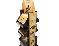 POS display for Lindt
