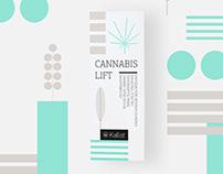 CANNABIS LIFT | Package Design