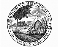 Massachusetts Historical Society Seal by Steven Noble