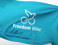 Freedom Bike Logo