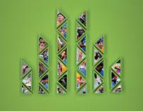 Milano Goes Green - poster celebrativo MCM