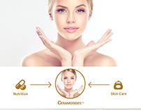 CERAMOSIDES Website & Animations Design