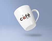 CAFÉ PUENTE Logotype