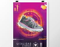 Publicidad Salud | Tenis Court