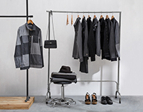 Bleu Label - All Black Collection