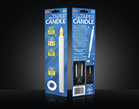 LED Taper Candle Packaging