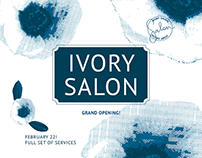 Ivory Salon | Modern and Creative Templates Suite