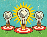 Golf Marketing - Feature & Spots