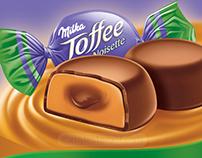 Milka Toffee