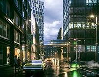 City night!