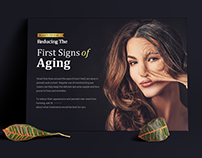 Facial Surgery, Anti Aging, Facbook ads, Ads.