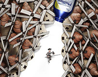 Dom Quixote - Leite Magnesia