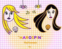 """HAROSPIN""少女スピンのハロウィーン"