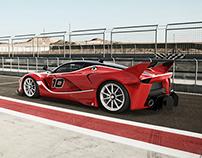 Ferrari FXX-K #1