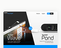 touchjet wave / pond