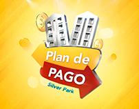 Campaña Plan de Pago Silver Park