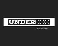 UNDERDOG - Natural Energy Drink