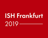 ISH Exhibition Frankfurt, Germany 2019