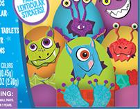 Monster Madness Egg Dying Kit