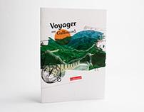 Voyager avec Gallimard (Projet étudiant)