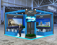 Exhibition Stand // MGT Air Filters