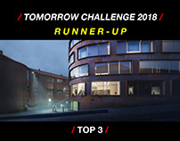 The Duality - CGI for Tomorrow Challenge 2018