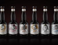 ABYSMO / Etiquetas Cervezas
