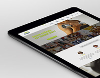 Vita Oase Web Design