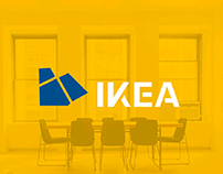 Corporate Identity manual IKEA (Student Project)
