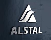 Logo ALSTAL [set 1]