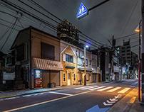 TOKYO SLEEPS TONIGHT