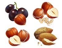 Cadbury • Illustrations for packaging
