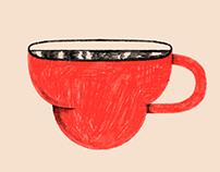 Social Café Clube - Universo Visual