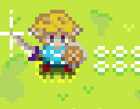 The Legend Of Zelda Breath Of The Wild Demake