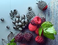 Berry Family (CGI)