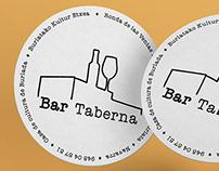 Burlada's cultural centre Bar Logo