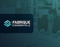 Fabrique Evenementielle Logo Design
