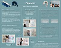 ÖRNGOTT Concept Poster