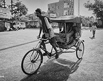 Cycle rickshaw Series