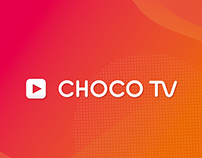 CHOCO TV Branding