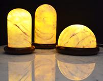 Marble lights