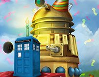 Dalek Birthday