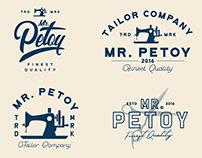 Mr. Petoy - Branding Logo